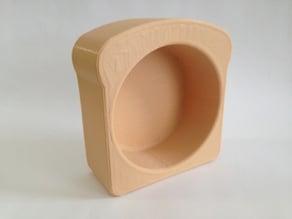 Sandwich cup holder
