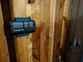 Garage Door Opener Bracket