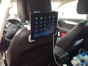 IPad2 mount for Headrest