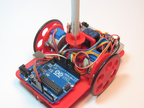 Arduino Chassis for Drawing Robot