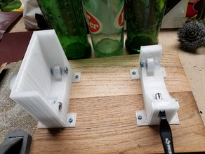 Glass Bottle Cutting Jig