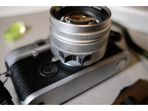 7artisans 50mm f/1.1 Focusing Tab