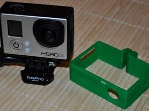 GoPro HERO3 LightFrame