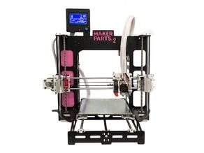 Prusa I3 Steel V2 Makerparts - Laser Cut