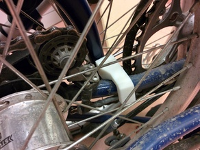 Brompton Front Wheel Catch