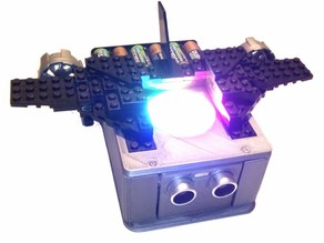 RoboduLAB 3D printed Robot