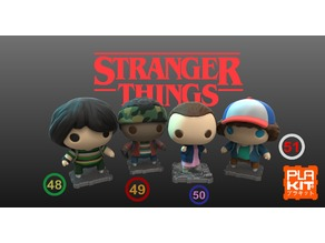 Stranger Things Season One Set