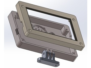 "Fysetc F6 LCD 4.3"" (DWIN DMT48270C043_06WT) case"
