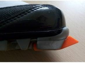 NNN ski boot toe snow protector