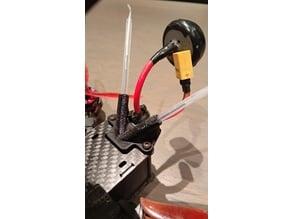 Eachine Wizard X220 antenna 2.4ghz mount 40º