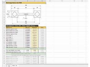 Dimensional Calibration Tool v9