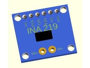 INA 219 board