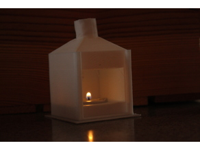 TeaLight Candle Furnace