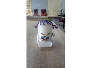 Hungry Robot for HC-SR04