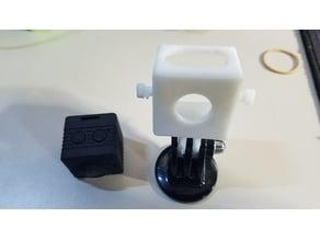 SQ12 Camera Holder GoPro attachment
