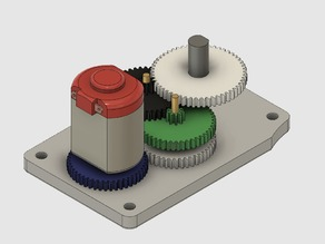 Hobby Gearbox