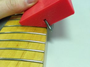 Guitar Fret Bevel File
