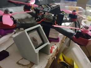 Case gopro 4 session (For FPV racing)