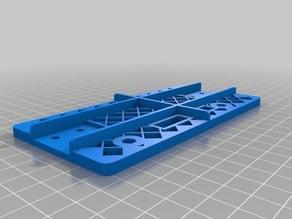 Sainsmart InstaBot V4 improved Bottom Plate
