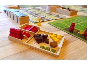 Agricola - Individual pawns box