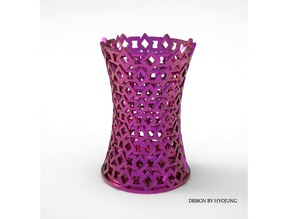 Design light or vase or pencil holder