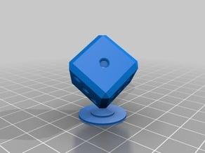 Diagonal Dimensions Test Dice