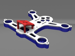 reinforced FPV Racer 190mm