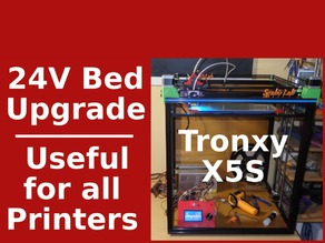 24V Bed Upgrade Tips