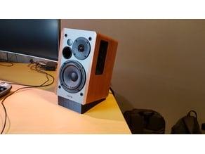 Bookshelf speaker stand (Edifier R1280T)
