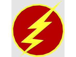 """The Flash Logo From The CW`s """"The Flash"""" (Season 1)"""