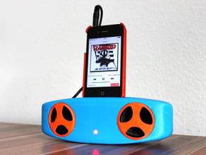 smartphone mp3 speaker