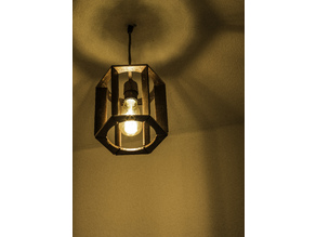 Industrial Lampshade