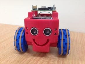 Apogee - Raspberry Pi Robot