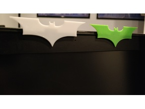 Batman webcam cover