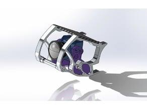 Armattan Rooster or Chameleon Ti Mini camera mount Angle fix