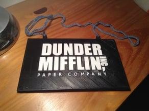Dunder Mifflin Paper Costume