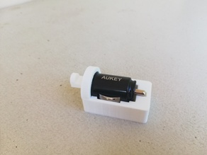 Car charger AUKEY CC-S1 support and pull tool