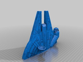 Fillenium Malcon Remix 2 pieces Large Print Prusa i3 MK2