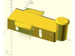 Parametric US Navy WW2 PC Deck House