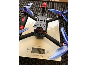 G2 FPV Racer Frame + accessories (5 inch quadcopter)