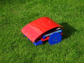 robotic lawn mower - alternative motors