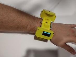 Sensorized wristband