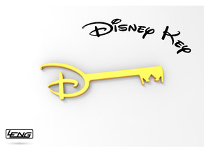 Walt Disney Key