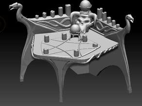 Skyrim Arcane Enchantment Table
