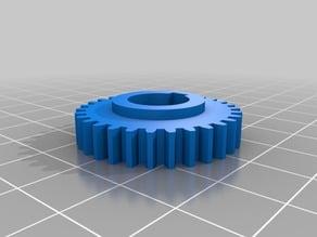C2 Mini lathe gear set (complete)