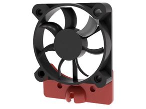 Flex Coolant Socket - 50mm Fan Mount
