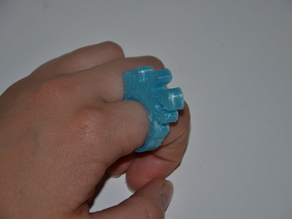 hair ring for your fingers