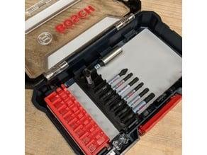 Bosch Custom Case System Insert