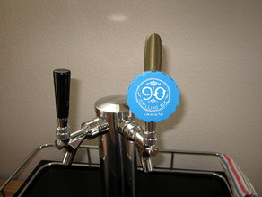 tap handle for commercial kegs