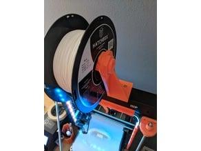 Offset Spool Holder for Maker Select 3D